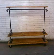 Industrial Pipe Coat Rack diy hanging clothes rack Great for indoor or outdoor use this 35