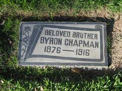 Byron Chapman (1874-1916) - Find A Grave Memorial