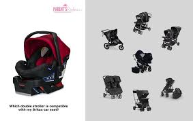 best double stroller compatible with