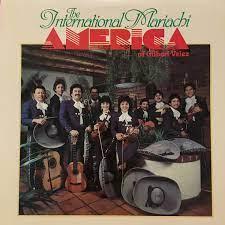 The International Mariachi America Of Gilbert Velez – The International  Mariachi America Of Gilbert Velez (1984, Vinyl) - Discogs