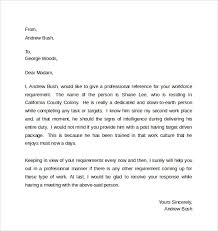 Sample Professional Letter Formats 8 Download Free Documents In
