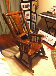 furniture excellent rustic rocking chairs outdoor chair plans kit