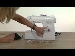 Singer 2263 Sewing Machine Demo