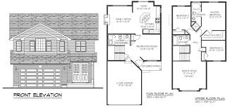 Nice Diversified Drafting Design Darren Papineau Home Plans 3 Bedroom 2 Storey  House Plans Uk .