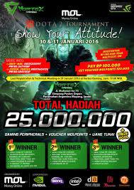 mol dota 2 tournament show your attitude