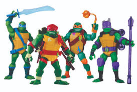 Teenage Mutant Ninja Turtles - Characters