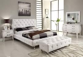 White Bedrooms Modern White Bedroom Vanity