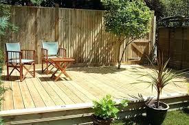 garden decking ideas small decked garden ideas wonderful garden decking ideas with best decking designs garden
