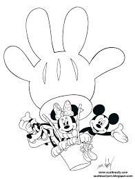 Mickey Mouse Clubhouse Printable Coloring Pages Hashtag Bg