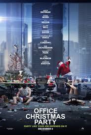 Poster The Office Office Christmas Party Movie Poster 1 Of 22 Imp Awards