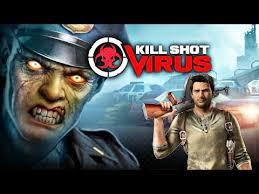 kill shot virus android horror game