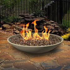 natural gas fire bowl. Unique Bowl Inside Natural Gas Fire Bowl