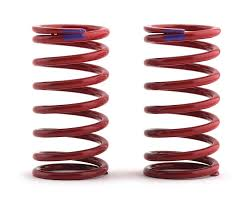 Traxxas Spring Color Chart Traxxas Shock Springs Purple Gtr 6 4 2 Revo
