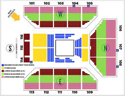 Got Tix For Njpw Long Beach Seating Map Wrestling Forum