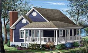 cottage house plans with wrap around porch cottage house