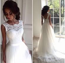 Popular Backless <b>Bridal Gown Beach Wedding Dress</b>-Buy Cheap ...