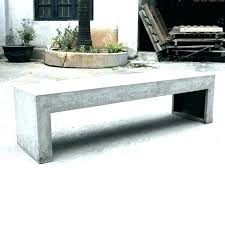 modern concrete patio furniture. Unique Furniture Charming Concrete Patio Table Set Modern Furniture  Medium Size Of Bench Chair   On Modern Concrete Patio Furniture R