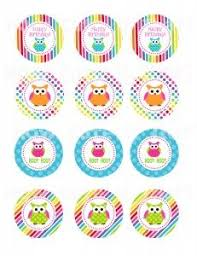 26 Best Owl Party Images On Pinterest  Owl Parties 2nd Birthday Baby Shower Owl Cake Toppers