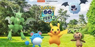 Pokemon GO Fest 2021 - Is The Ticket ...