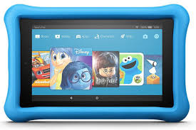 2. Amazon Fire Kids Edition 19 Attractive Gifts For 5 Year Old Girls
