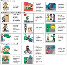 School Safety Rules Chart School Safety Rules School Safety Rules School Safety