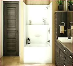 tub and shower combo ideas tub and shower combo ideas miraculous one piece bathtub shower combo