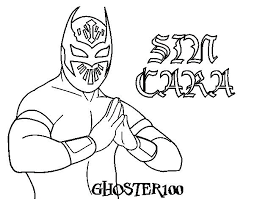 Coloring Pages John Cena Coloring Pages Page Printable Othe John