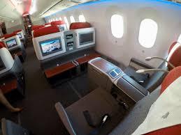 latam s 787 business cl cabin seats