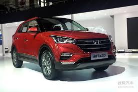 2018 hyundai creta. beautiful hyundai hyundai has unveiled the facelifted version of creta at 2017 chengdu  auto show the is sold as ix25 in china as reported earlier current  in 2018 hyundai creta