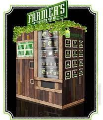 Eco Vending Machine Magnificent Salad Vending Machines Farmer's Fridge