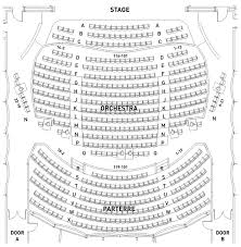 Sacramento Community Center Theater Seating Chart Harris Center Stage One