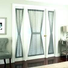 half glass door curtains door glass door curtains blinds sliding glass door curtain rod size