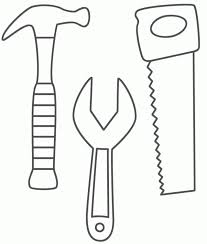 Small Picture Tools Coloring Pages Clipart Panda Free Clipart Images