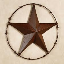 skillful rustic star wall decor fascinating large metal decoration