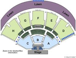 Ruoff Seating Chart Ruoff Home Mortgage Music Center Tickets In Noblesville