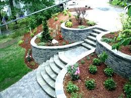 home retaining wall ideas garden retaining wall ideas for interior home inspiration with garden retaining wall