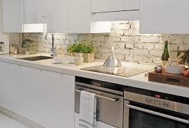 Small Kitchen Backsplash Kitchen Endearing Small Kitchen With Decorative Backsplash Tiles