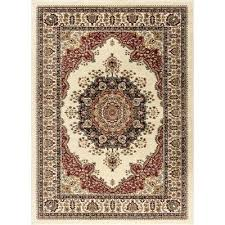 10 x 7 area rugs 5 x 7 medium red and beige area rug sensation 7