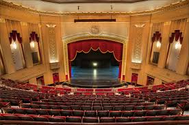 Stiefel Theatre Seating Chart St Louis View From The Upper Seats At The Peabody Opera House In St