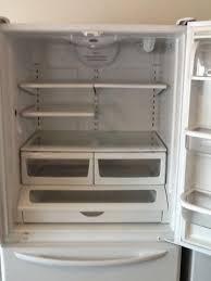 kenmore fridge inside. kenmore fridge french door bottom freezer inside e
