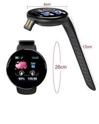 Купить <b>Умные часы ZDK Action</b> Blood Pressure 78 черный по ...