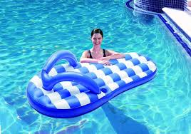 swimming pool floating lounge chair
