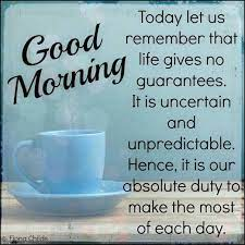 Good morning text greeting on a cup of morning coffee with bali frangipani flowers, paper work on desk and an happy smile. Good Morning Good Morning Quotes Cute Good Morning Quotes Good Night Quotes