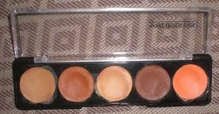 this particular one breaks down to around seven dollars a piece which is not bad considering the quality the concealers are not particularly big but they