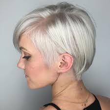 Coiffure Courte Femme 2019 Cheveux Fins Coupe Cheveux Degrade