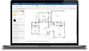 Site Plan Template Smartdraw Create Flowcharts Floor Plans And Other