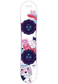 Burton Chicklet Size Chart Burton Chicklet 110cm Snowboard For Kids Girls