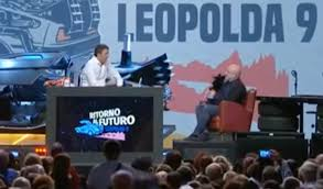 Quando Roberto Cingolani teneva banco alla Leopolda con Matteo Renzi – Il  Tempo