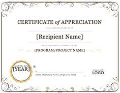 free templates for certificates of appreciation free printable certificates certificate of appreciation certificate
