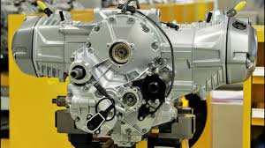 BMW <b>R 1200</b> GS Boxer Engine Production - YouTube